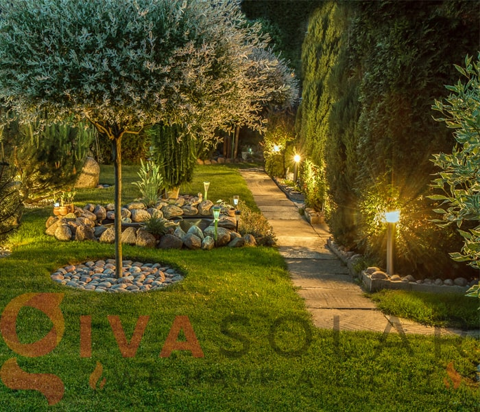 Hướng dẫn thiết kế ánh sáng cảnh quan sân vườn 4