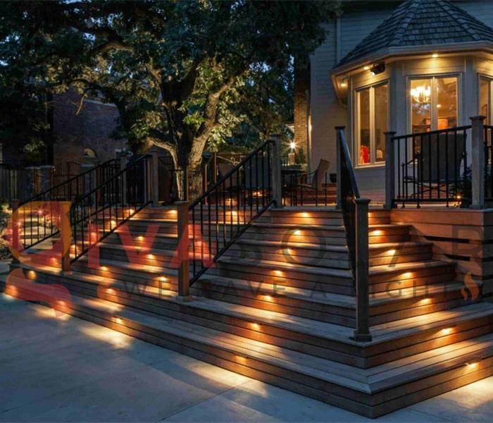 Hướng dẫn thiết kế ánh sáng cảnh quan sân vườn 5