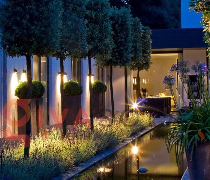 Hướng dẫn thiết kế ánh sáng cảnh quan sân vườn 7