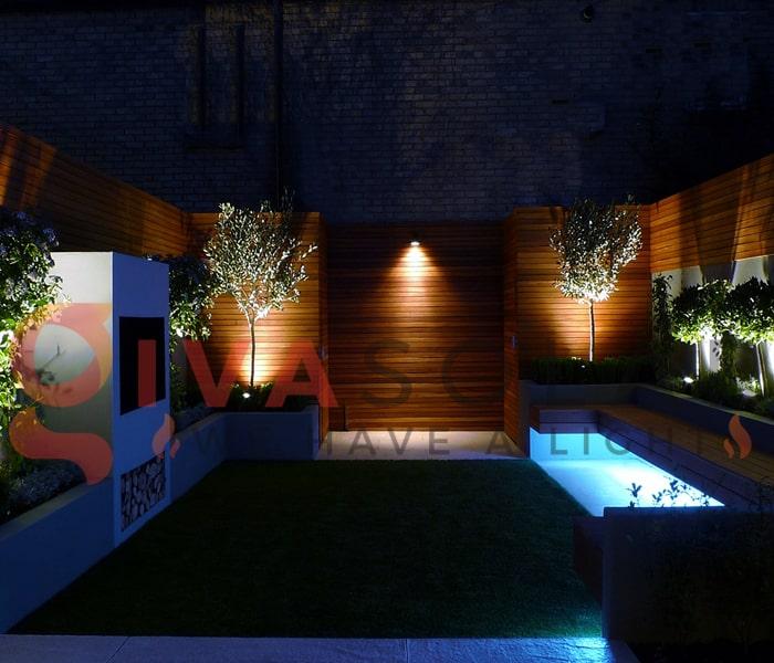 Hướng dẫn thiết kế ánh sáng cảnh quan sân vườn 9