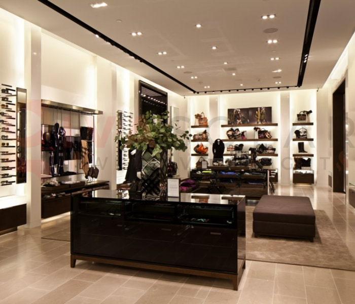 Hướng dẫn trang trí đèn cho shop thời trang 6