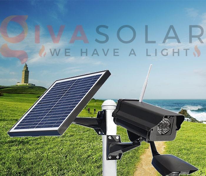 Kinh nghiệm sử dụng camera năng lượng mặt trời 1
