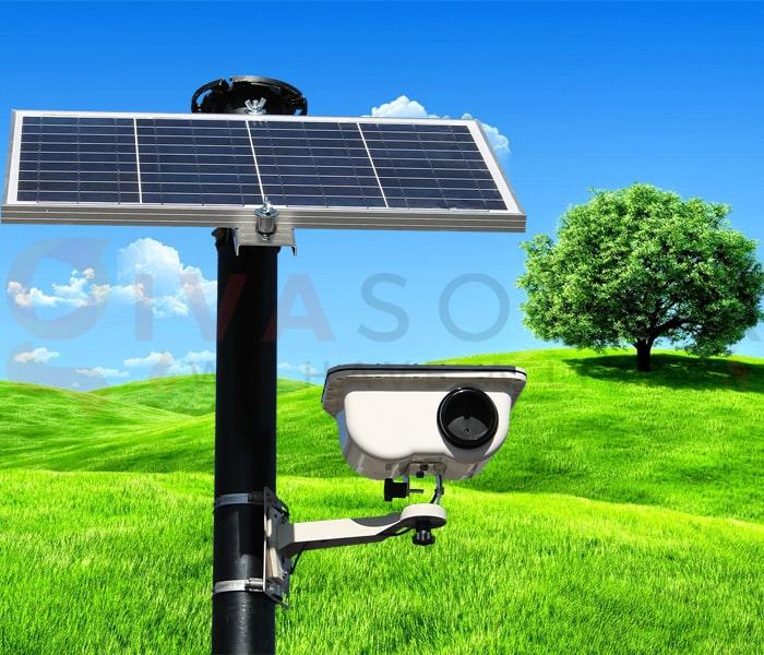 Kinh nghiệm sử dụng camera năng lượng mặt trời 5
