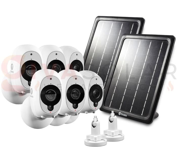 Kinh nghiệm sử dụng camera năng lượng mặt trời 7