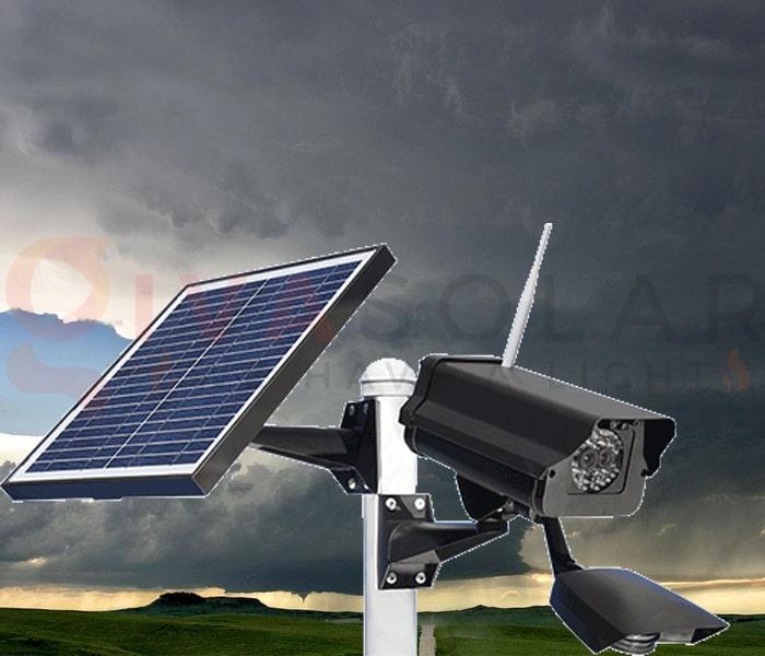 Kinh nghiệm sử dụng camera năng lượng mặt trời 9