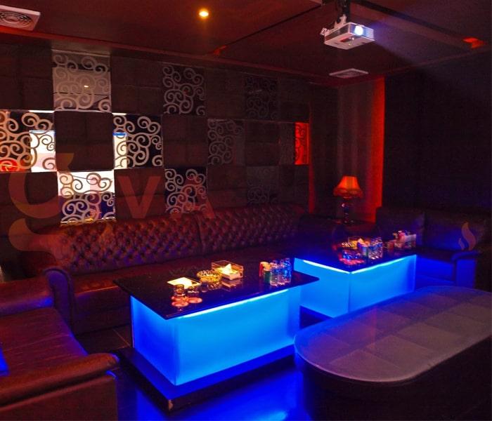 Kinh nghiệm sử dụng đèn trang trí phòng karaoke 13