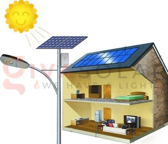 Thiết kế hệ thống đèn đường năng lượng mặt trời 10