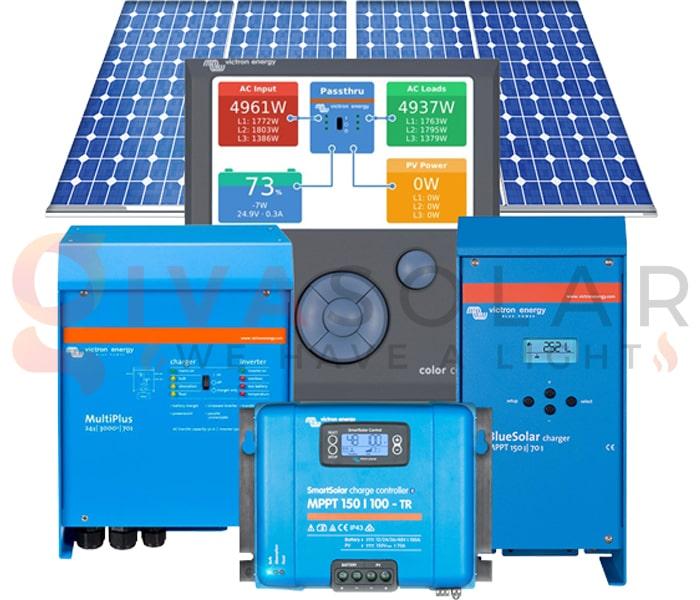 Thiết kế hệ thống đèn đường năng lượng mặt trời 5