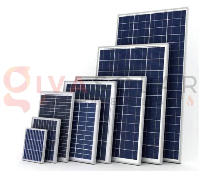 Thiết kế hệ thống đèn đường năng lượng mặt trời 6