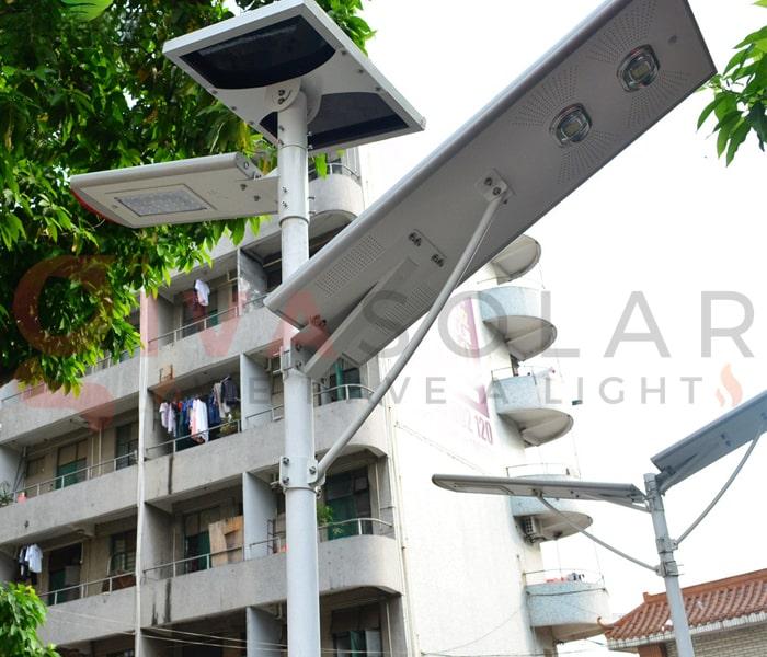 Thiết kế hệ thống đèn đường năng lượng mặt trời 7