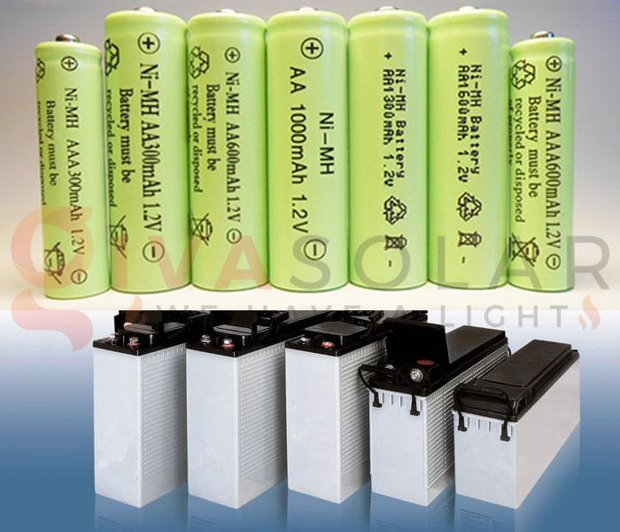 Thiết kế hệ thống đèn đường năng lượng mặt trời 8