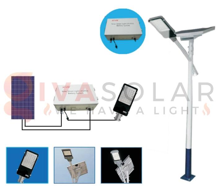 Thiết kế hệ thống đèn đường năng lượng mặt trời 9