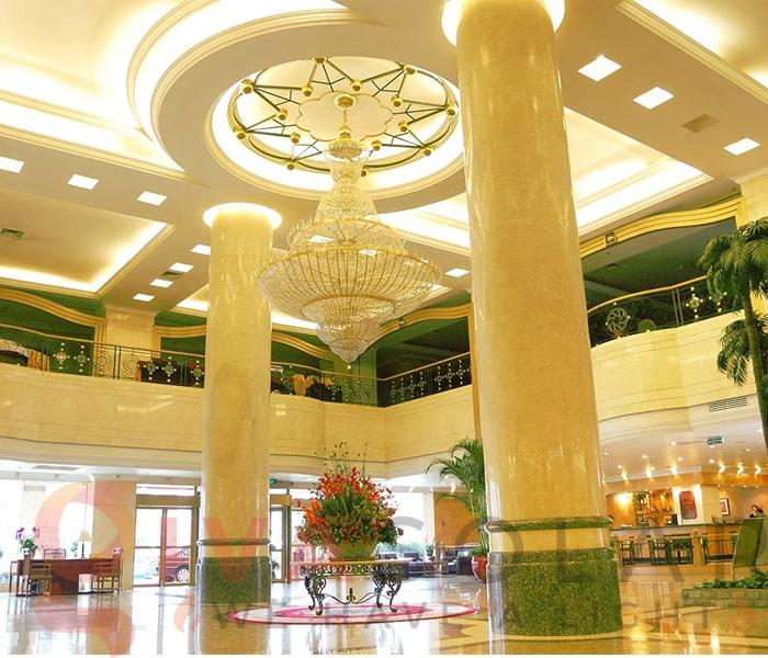 Ý tưởng thiết kế ánh sáng khách sạn bằng đèn LED 1