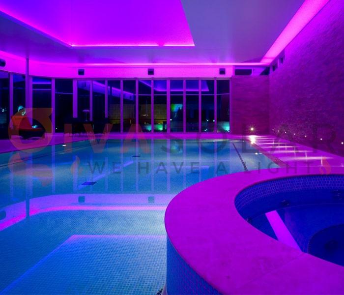 Ý tưởng thiết kế ánh sáng khách sạn bằng đèn LED 13