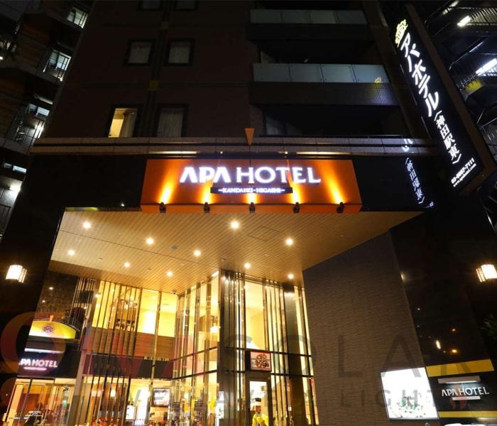 Ý tưởng thiết kế ánh sáng khách sạn bằng đèn LED 3