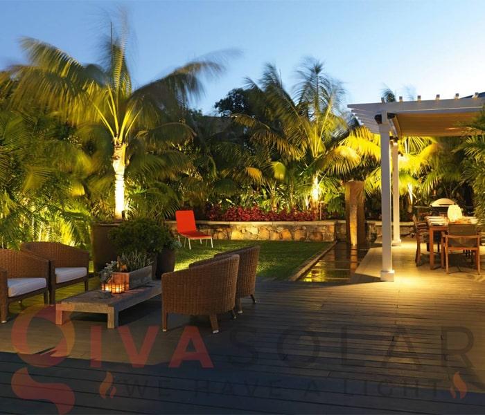 Ý tưởng thiết kế ánh sáng khách sạn bằng đèn LED 4