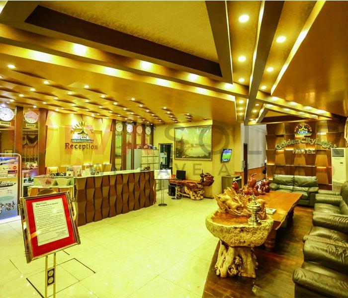 Ý tưởng thiết kế ánh sáng khách sạn bằng đèn LED 6