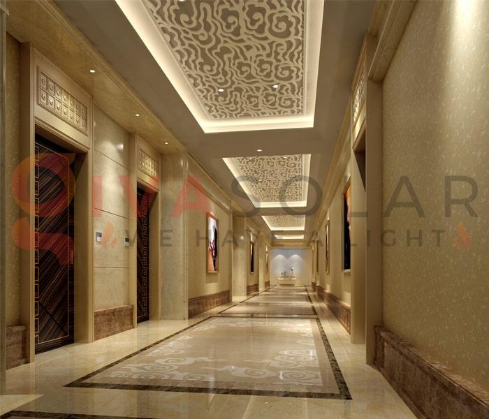 Ý tưởng thiết kế ánh sáng khách sạn bằng đèn LED 9
