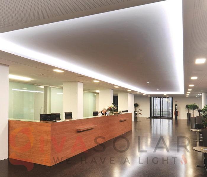Ý tưởng thiết kế ánh sáng LED cho văn phòng 2