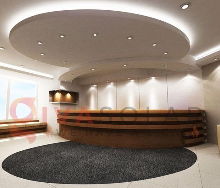 Ý tưởng thiết kế ánh sáng LED cho văn phòng 3