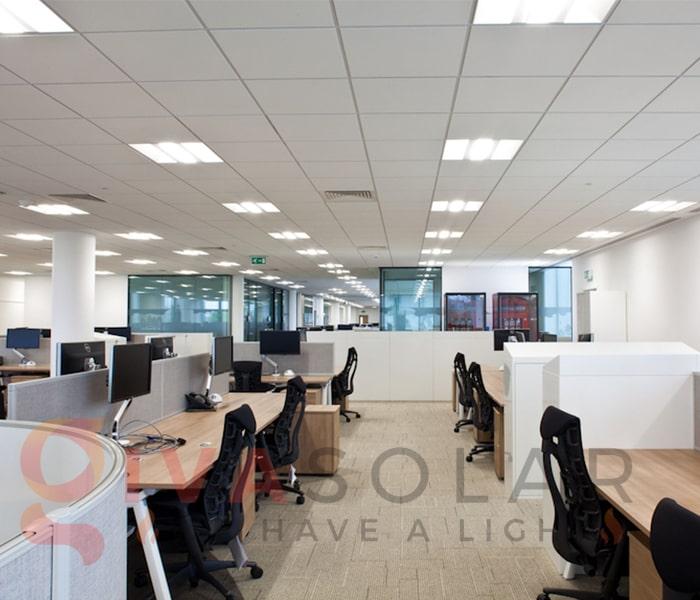 Ý tưởng thiết kế ánh sáng LED cho văn phòng 6