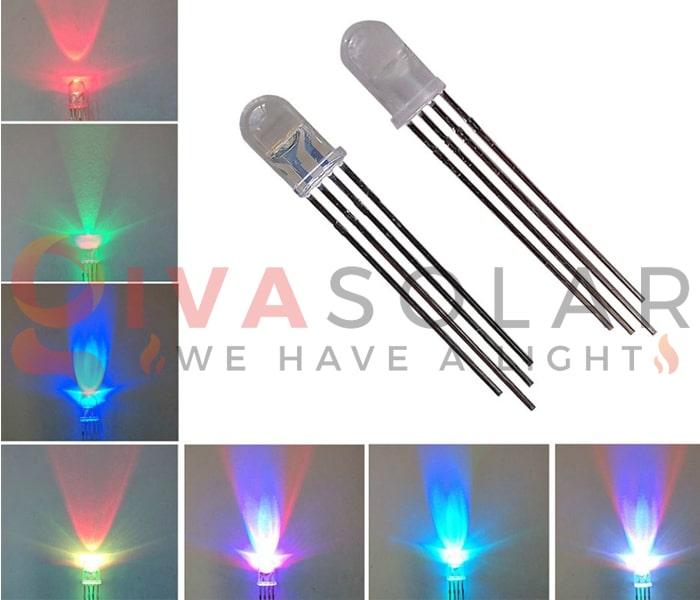 Các loại đèn LED và ứng dụng của chúng 6