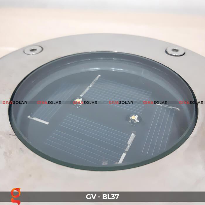 Đèn âm sàn năng lượng mặt trời GV-BL37 4