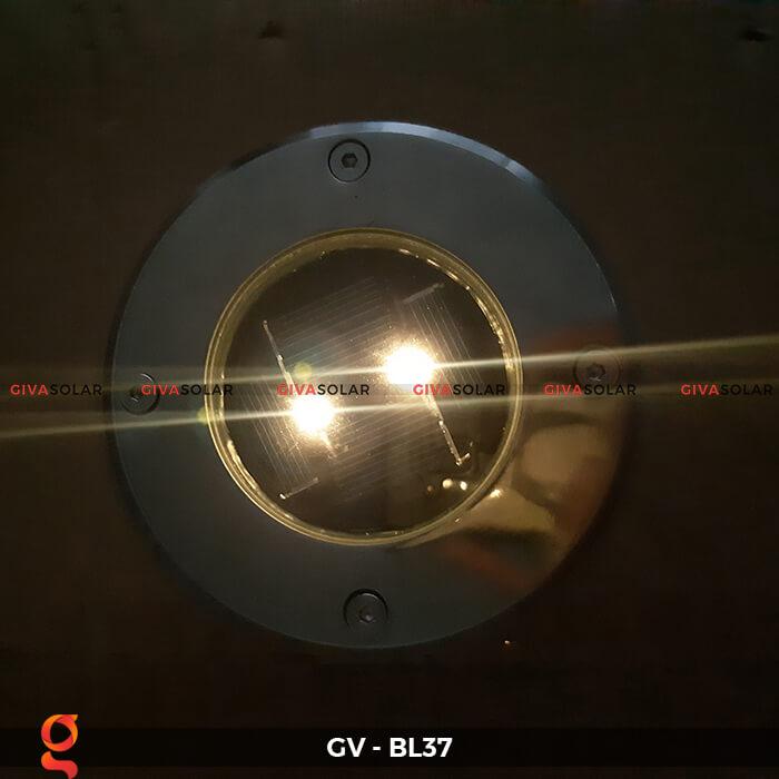Đèn âm sàn năng lượng mặt trời GV-BL37 5