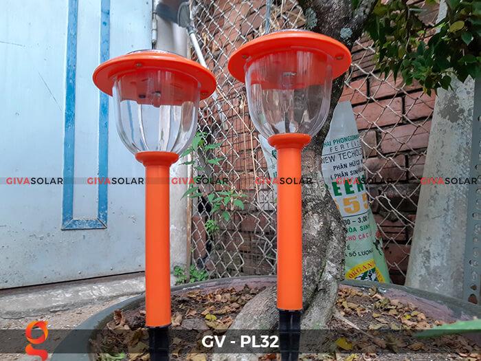 Đèn cắm đất năng lượng mặt trời GV-PL32 12