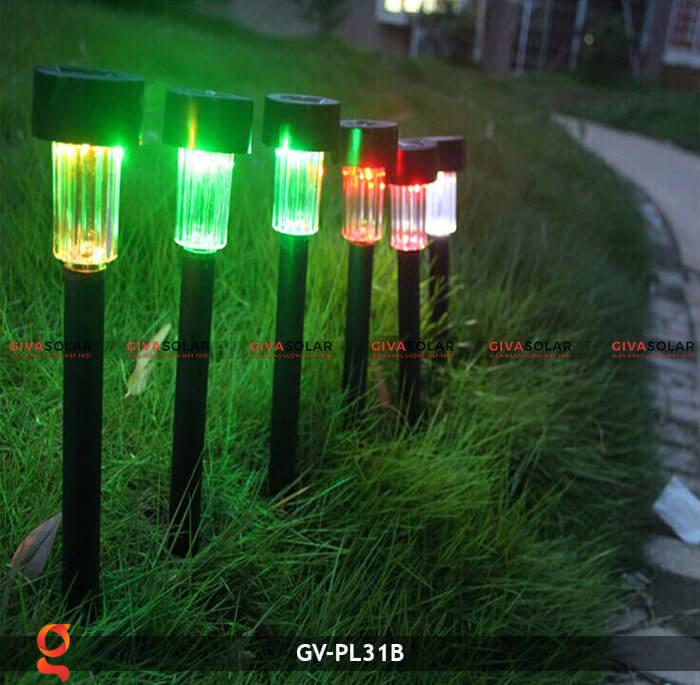Đèn Led cắm đất năng lượng mặt trời GV-PL31B 10