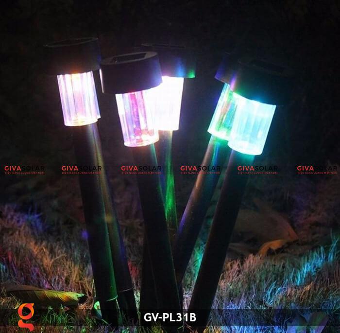 Đèn Led cắm đất năng lượng mặt trời GV-PL31B 11