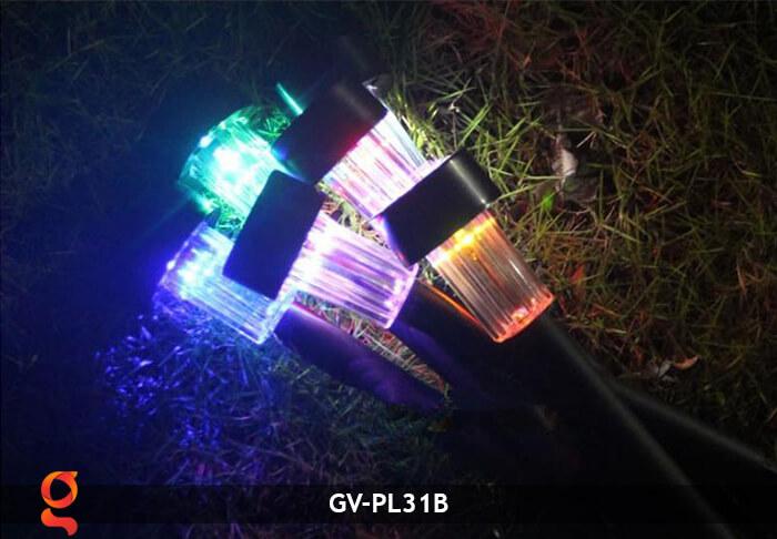 Đèn Led cắm đất năng lượng mặt trời GV-PL31B 13