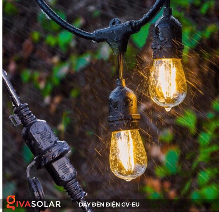 dây đèn chiếu sáng ngoài trời Gv-EU 3