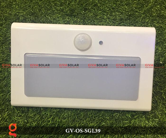 Đèn LED năng lượng mặt trời treo tường GV-OS-SGL39 1