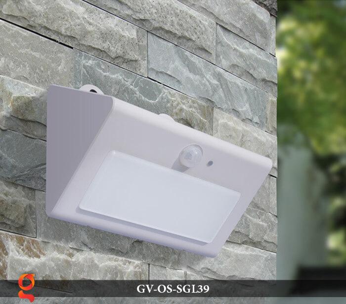 Đèn LED năng lượng mặt trời treo tường GV-OS-SGL39 11