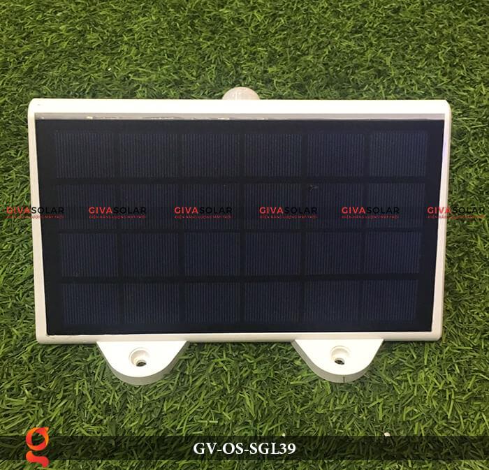 Đèn LED năng lượng mặt trời treo tường GV-OS-SGL39 3
