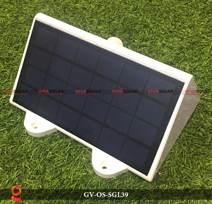 Đèn LED năng lượng mặt trời treo tường GV-OS-SGL39 4