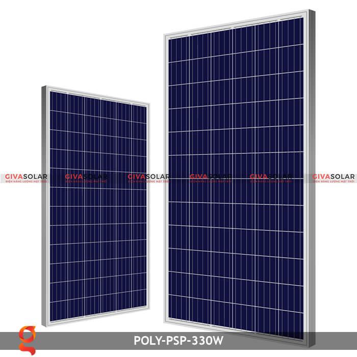 Tấm năng lượng mặt trời Poly PSP 330W 1
