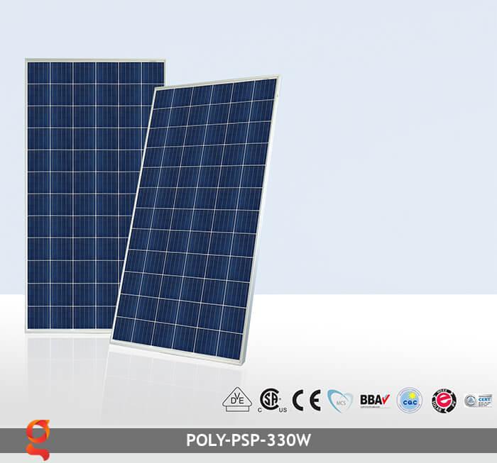 Tấm năng lượng mặt trời Poly PSP 330W 8