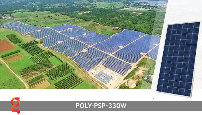 Tấm năng lượng mặt trời Poly PSP 330W 9