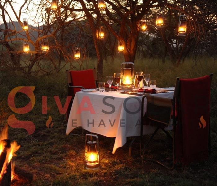 Ý tưởng đèn trang trí ngày Valentines lãng mạn 4