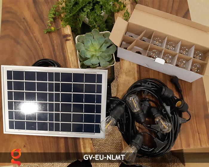 Dây đèn led sử dụng năng lượng mặt trời GV-EU-NLMT 1