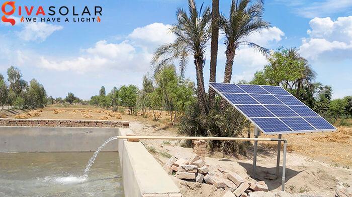 Máy bơm nước năng lượng mặt trời là gì 3
