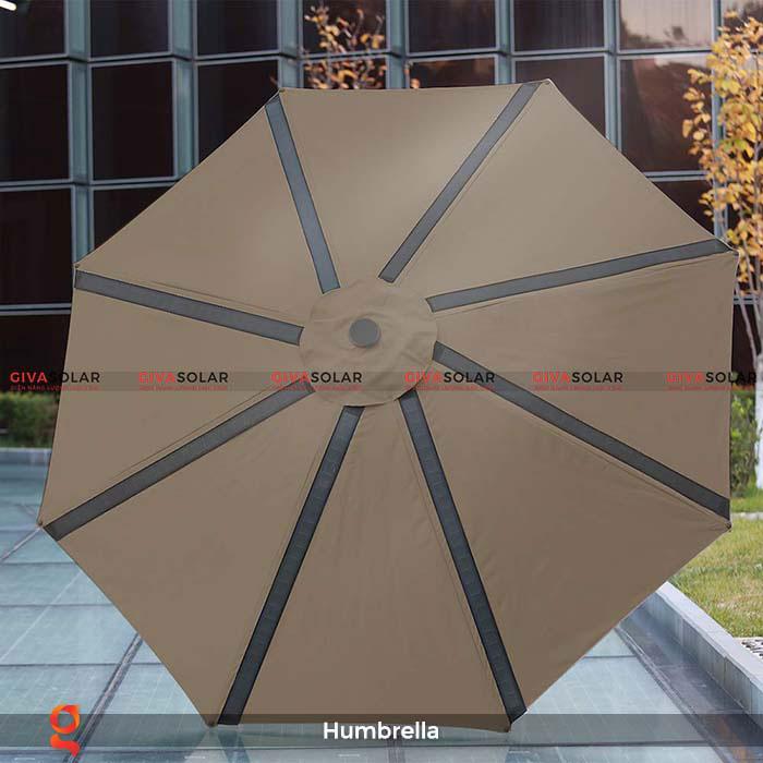 Dù năng lượng mặt trời Humbrella 10