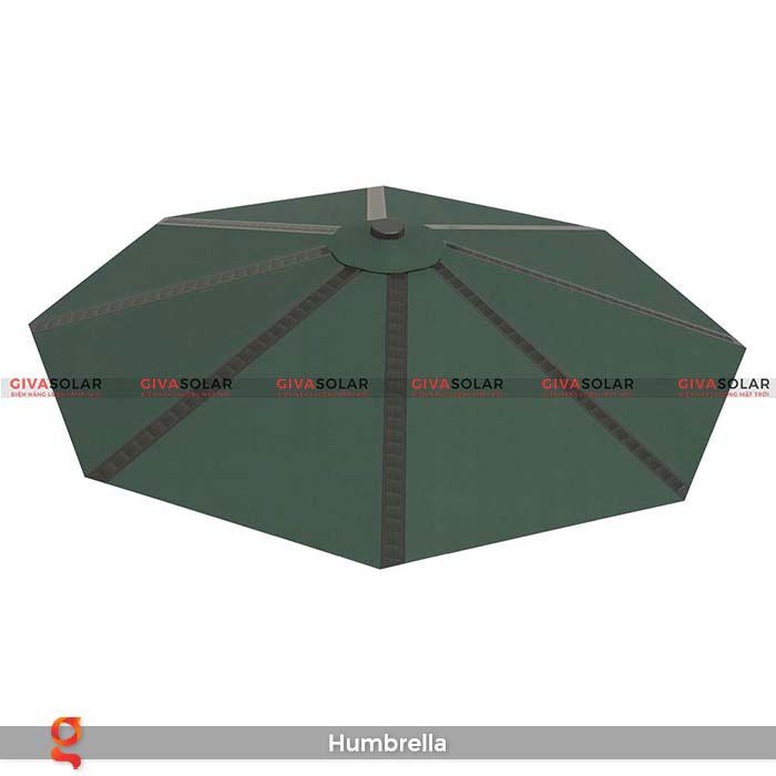 Dù năng lượng mặt trời Humbrella 4