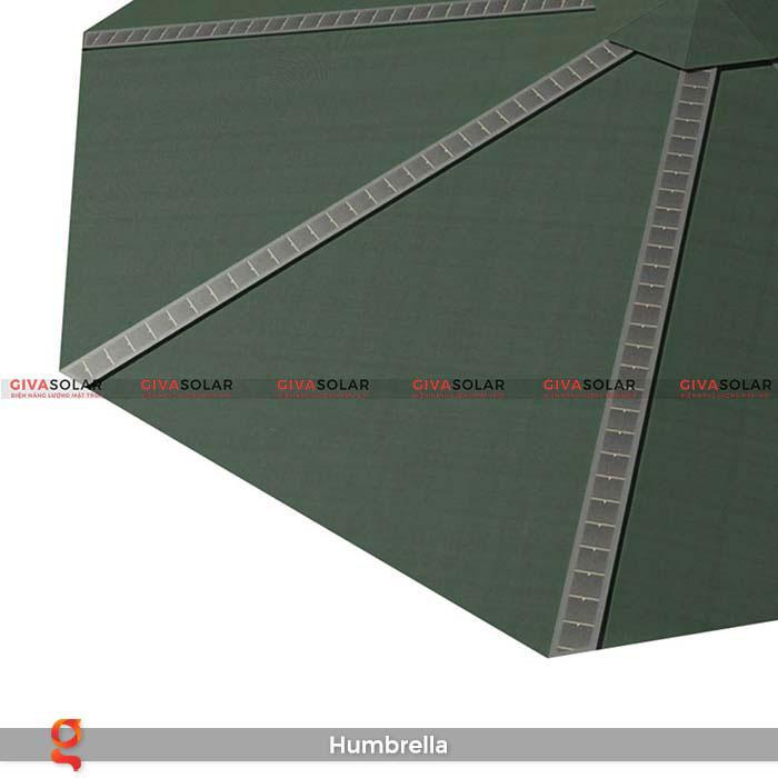 Dù năng lượng mặt trời Humbrella 5