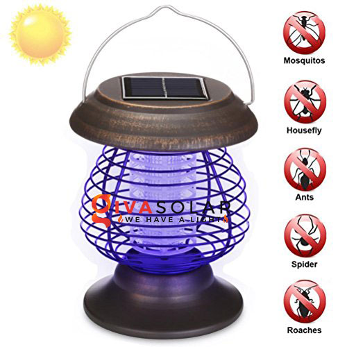 Đèn diệt côn trùng năng lượng mặt trời có giá bao nhiêu 3