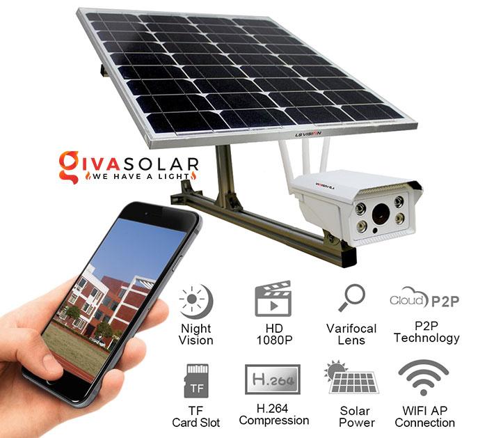 tính năng camera an ninh năng lượng mặt trời cần có 3