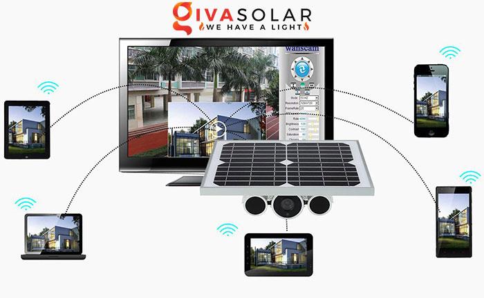 tính năng camera an ninh năng lượng mặt trời cần có 6