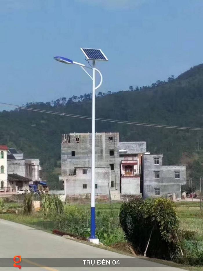 Mẫu trụ đèn năng lượng mặt trời P04 2